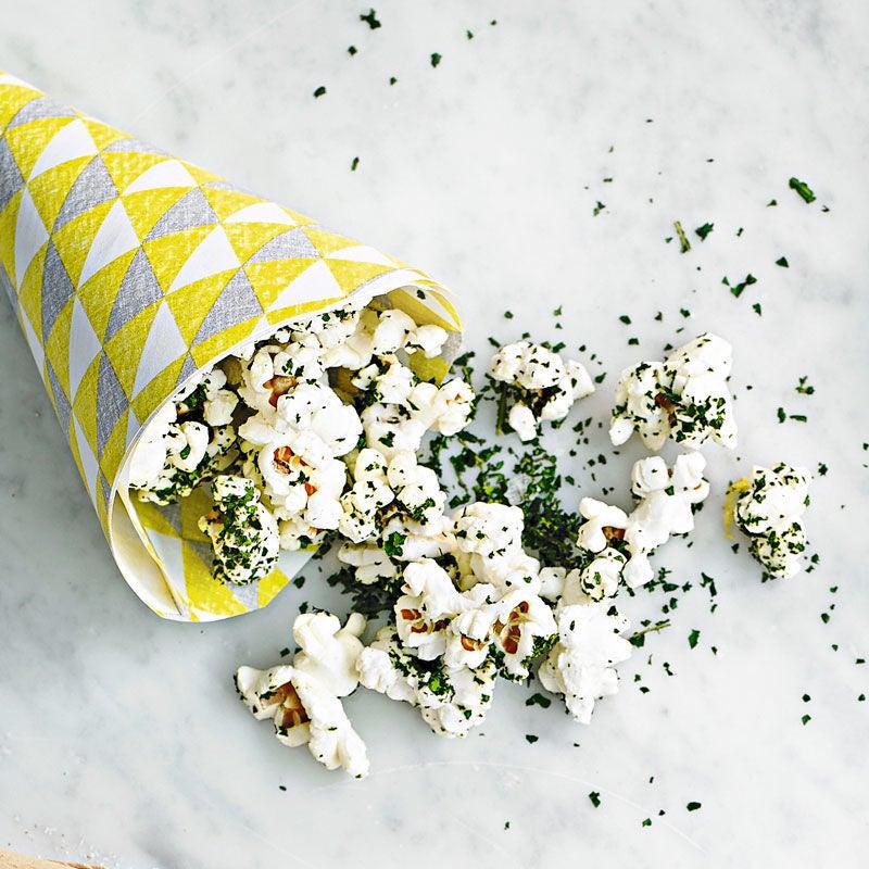 Foto Popcorn Kräuter & Knoblauch von WW