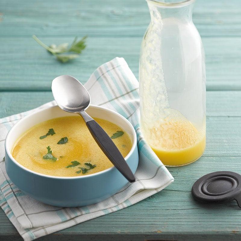 Foto Kartoffel-Karotten-Suppe mit Ingwer von WW