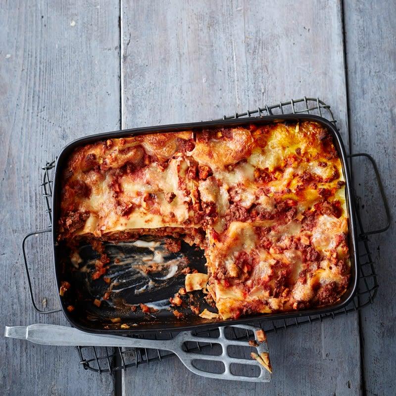 Foto Lasagne bolognese von WW