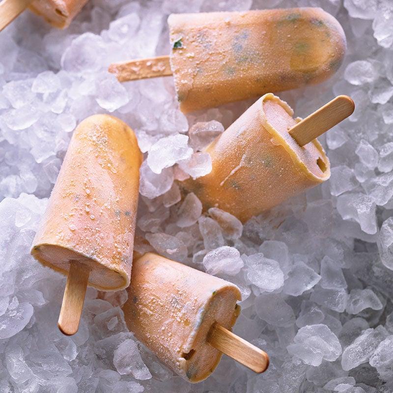 Foto Pfirsich Icepops von WW