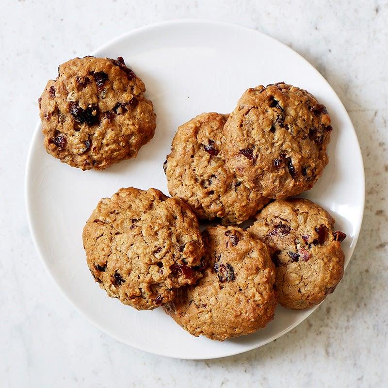 Foto Cranberry-Ingwer-Cookies von WW