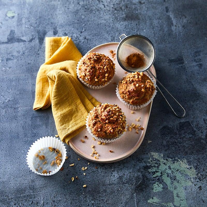 Foto Bananenbrot-Zimt-Muffins von WW