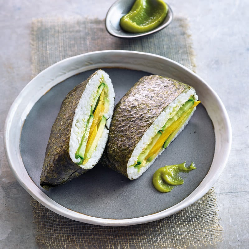 Foto Sushi Sandwich von WW
