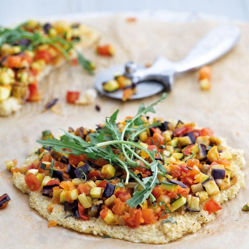 Foto Quinoa-Gemüse-Pizzen von WW