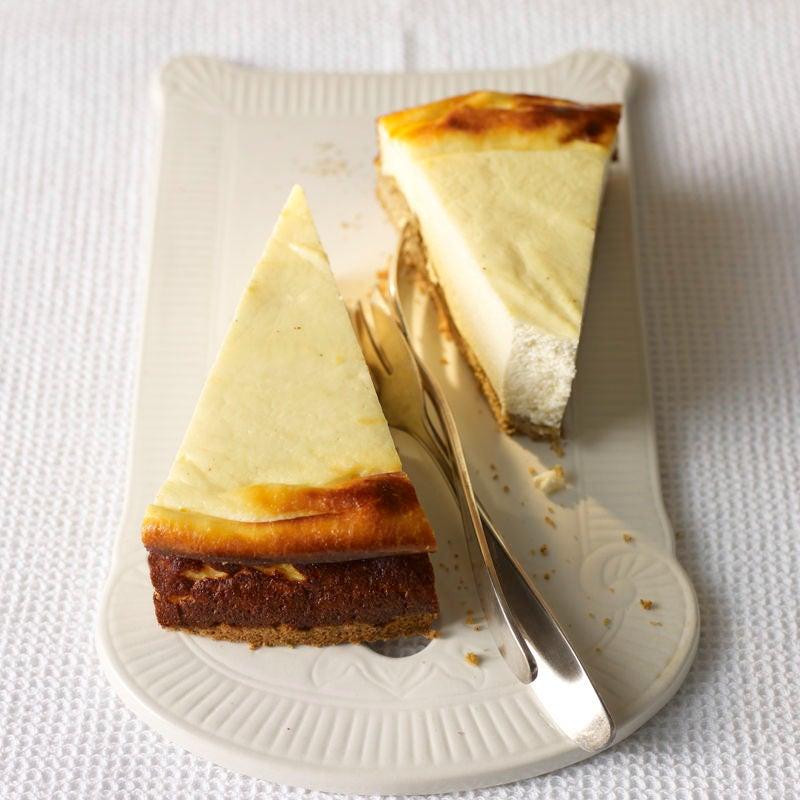 Foto Espresso-Käse-Kuchen von WW