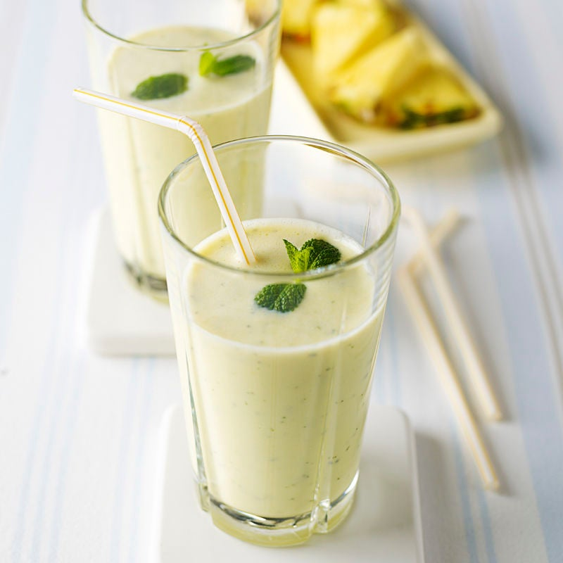 Foto Ananas-Mint-Smoothie von WW