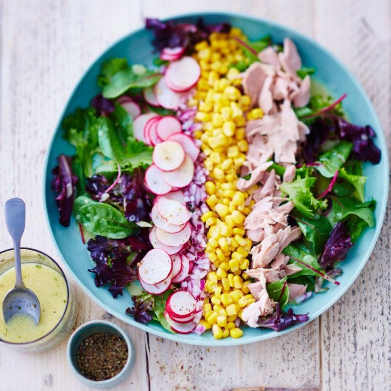 Foto Thunfisch-Mais-Salat von WW