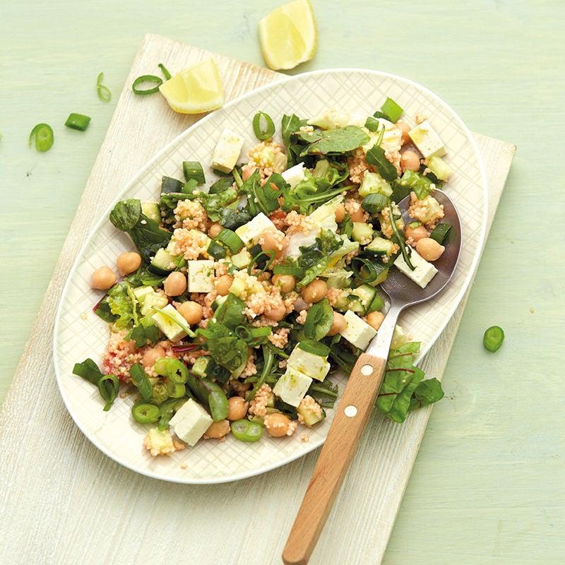 Foto Couscous-Kichererbsen-Salat von WW