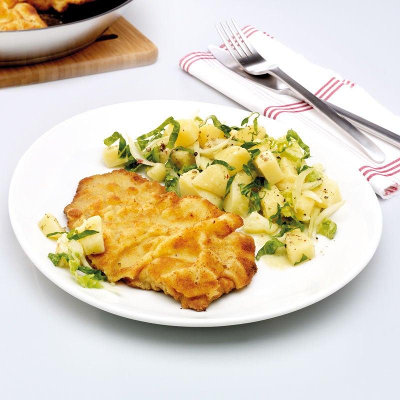 Foto Schnitzel Wiener Art von WW