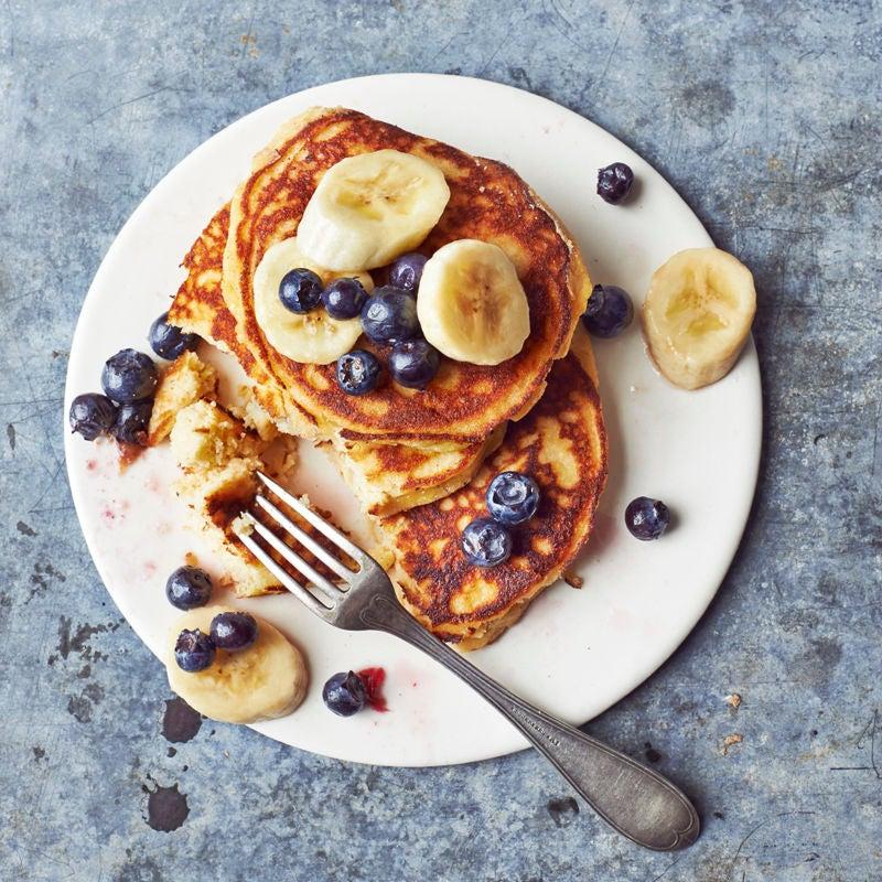 Foto Kokos-Pancakes von WW