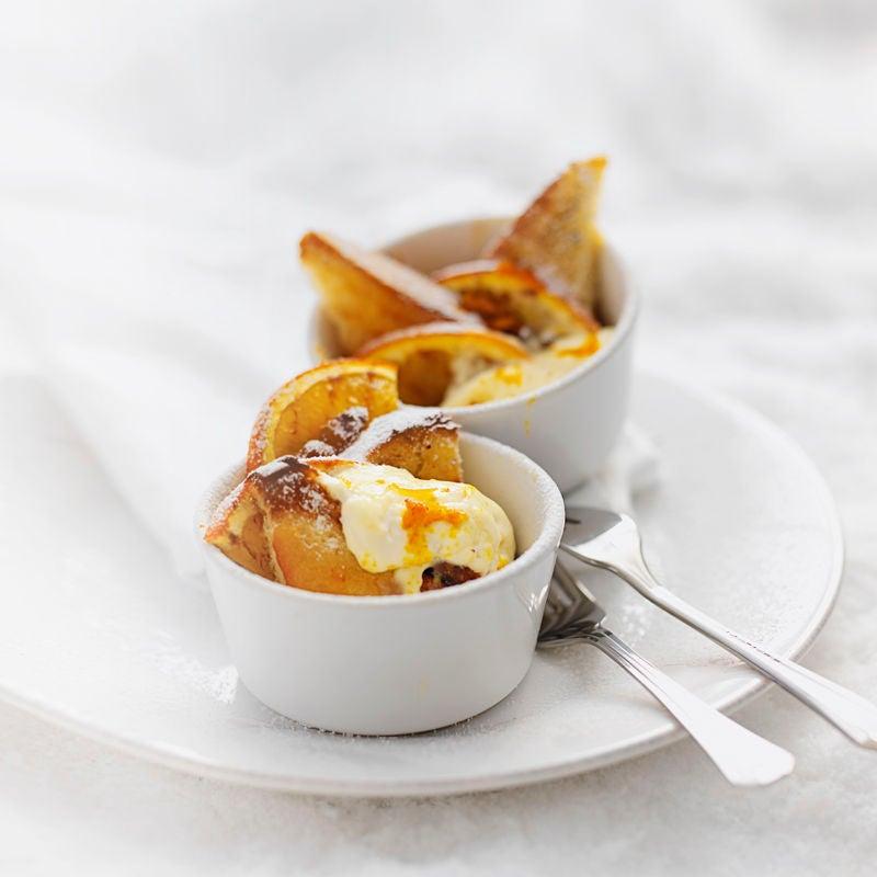 Foto Brioche-Marmeladen-Dessert von WW