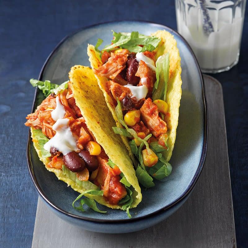Foto Pulled-Jackfruit-Tacos von WW