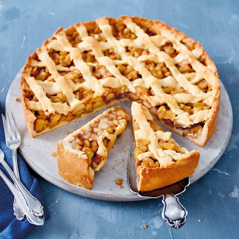 Foto Apple Pie mit Zimt von WW