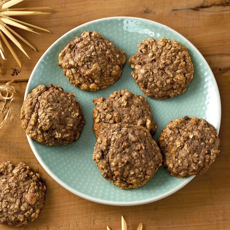 Foto Saftige Dattel-Nuss-Cookies von WW