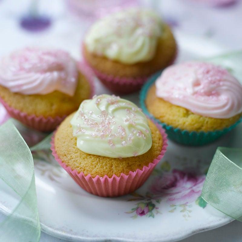 Foto Vanilla Cupcakes von WW