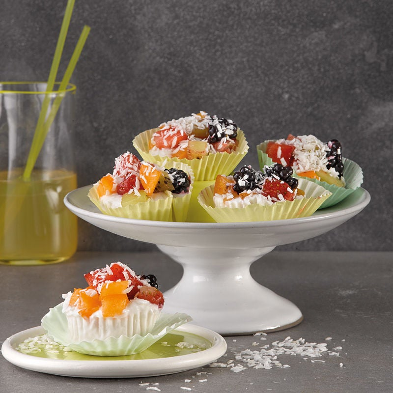 Foto Frozen-Yogurt-Cups mit Kokos von WW