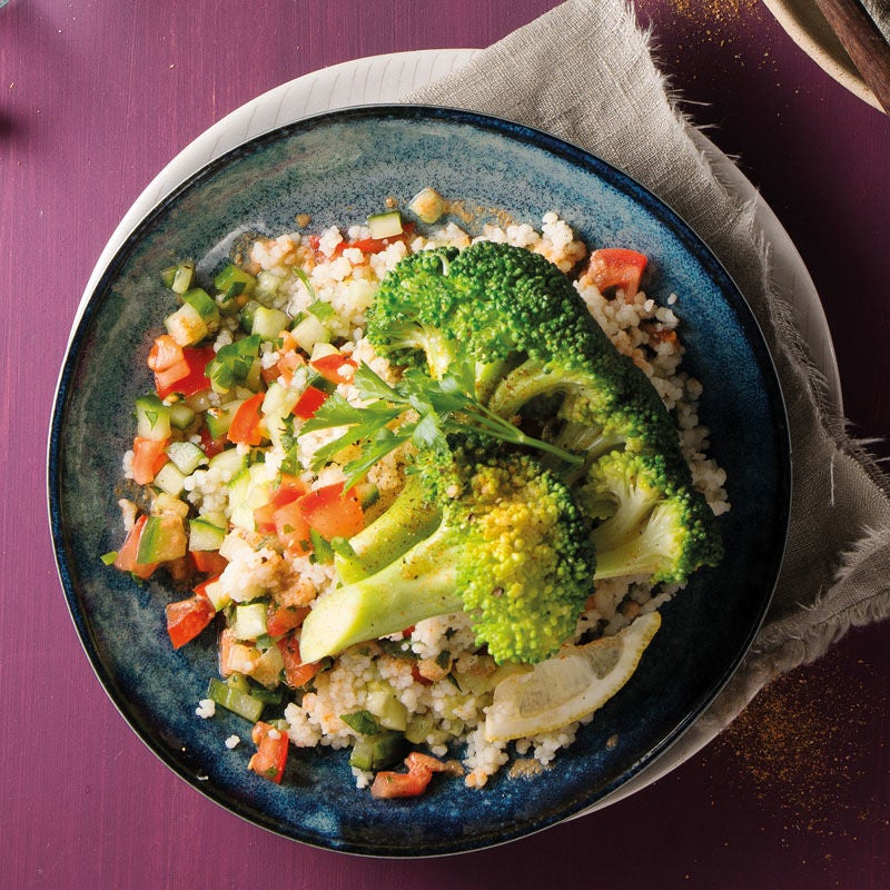 Foto Broccoli-Couscous-Salat von WW
