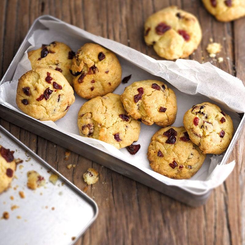 Foto Softcookies mit Cranberry von WW
