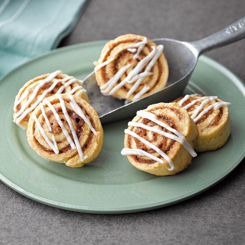 Foto Zimtschnecken-Cookies von WW