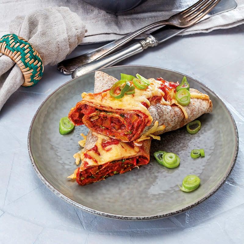 Foto Enchiladas mit Chorizo von WW