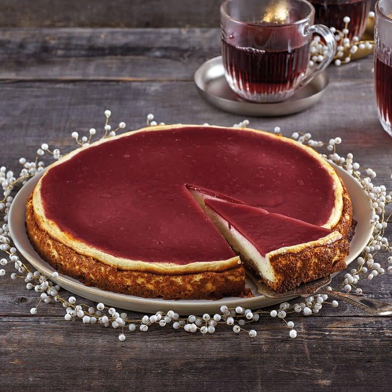 Foto Glühwein-Cheesecake von WW