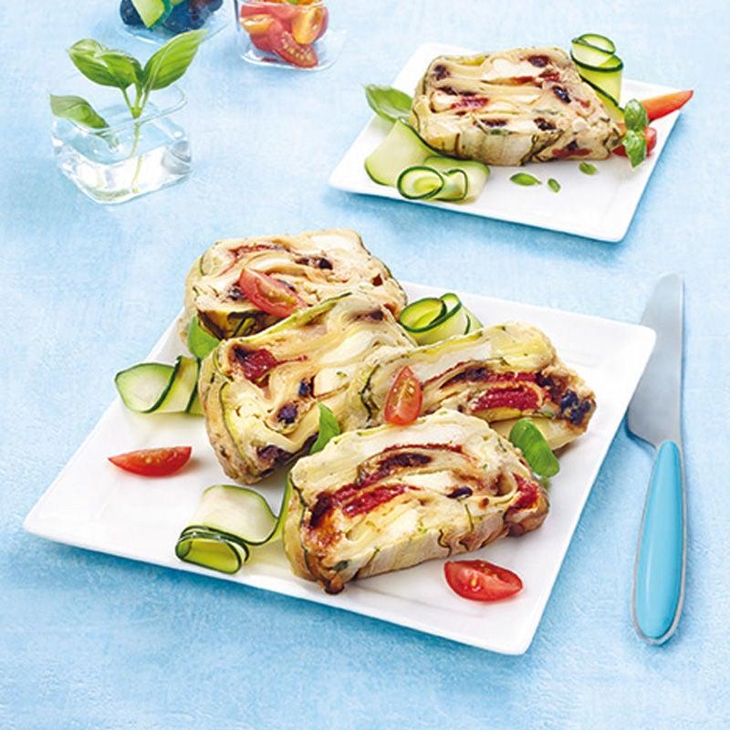 Foto Provenzalische Zucchini-Lasagne von WW