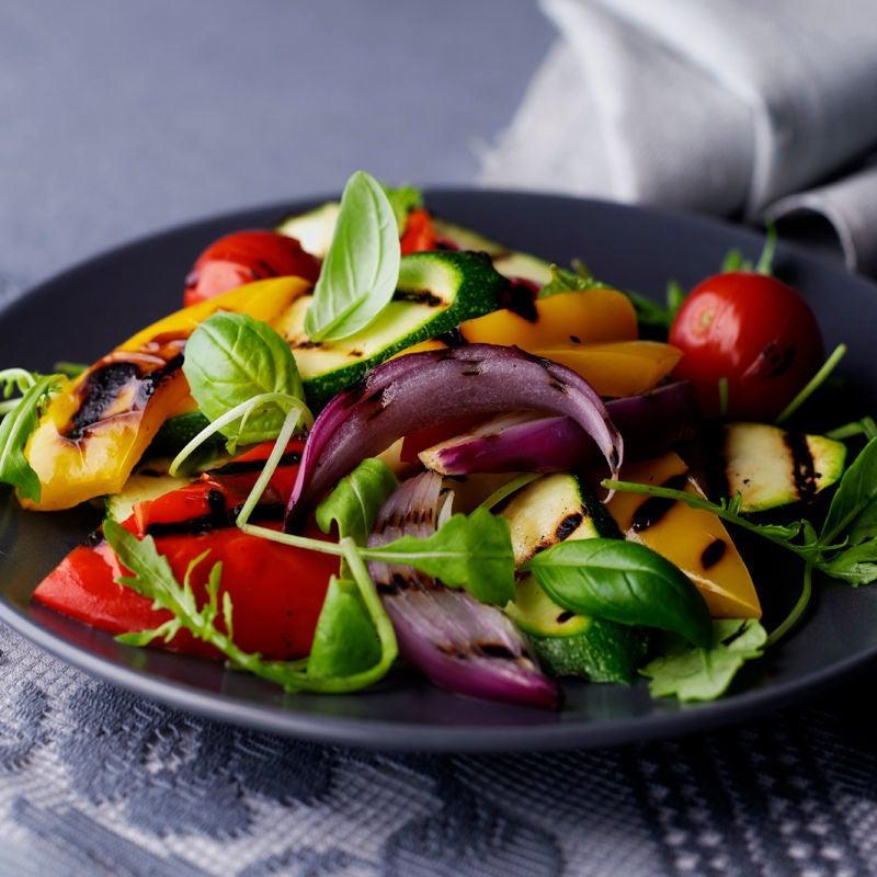 Foto Grillgemüse-Salat von WW