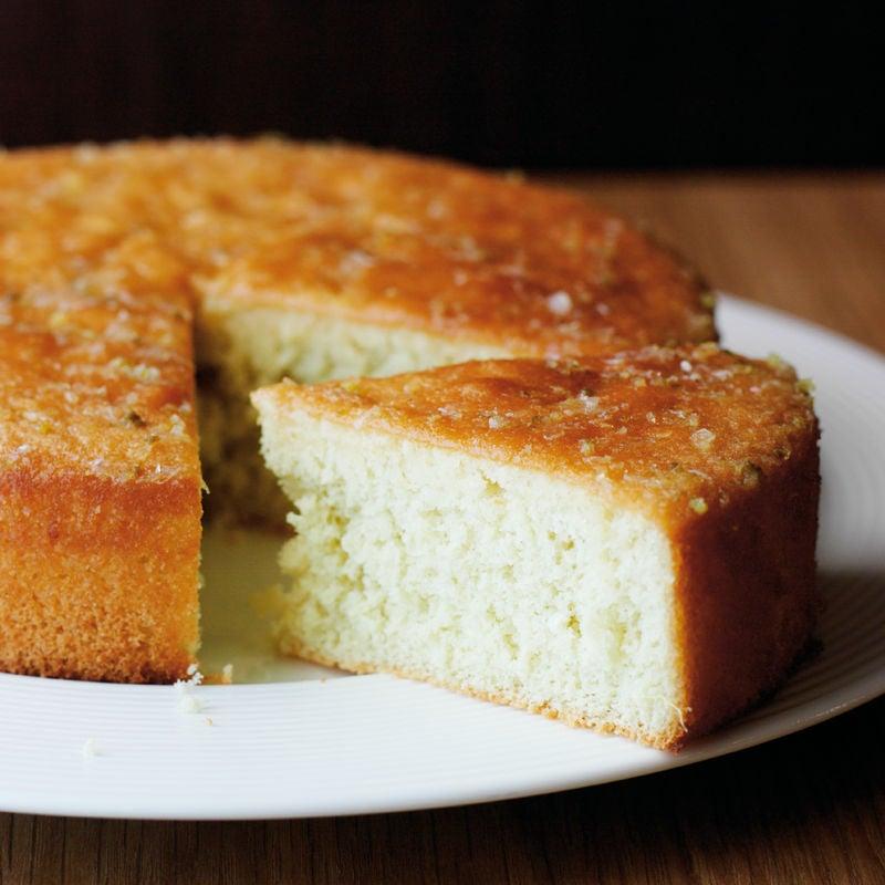 Foto Zitrus-Biskuit-Kuchen von WW