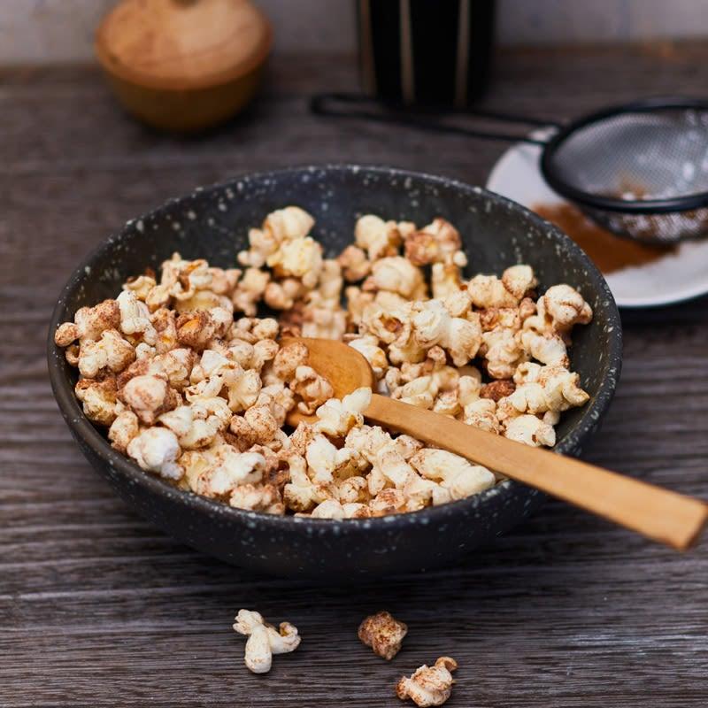 Foto Süßes Popcorn von WW