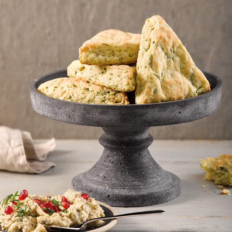 Foto Zucchini-Schafskäse-Scones von WW