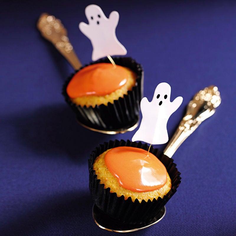 Foto Halloween-Muffins von WW